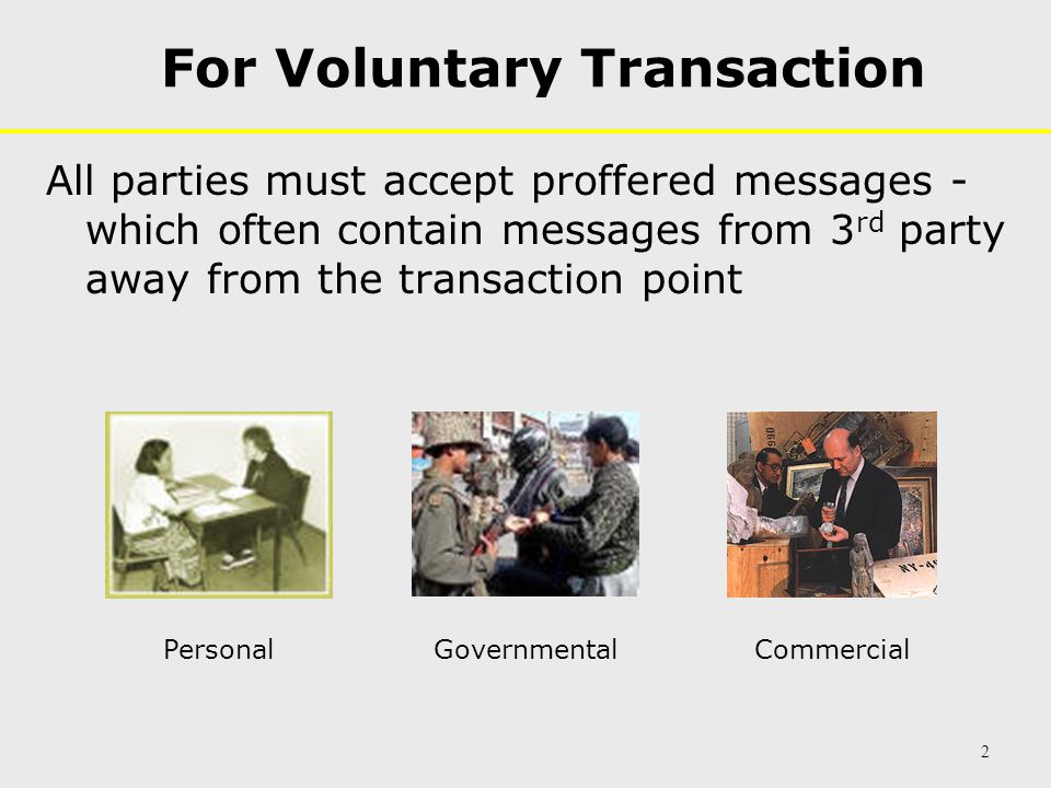 Applications Commerce –Banking, Financial and Insurance Services – Micro-financing –Pharmaceutical and Health Care –Manufacturing –Arts and Culture Objects –Retail POS Transaction –Internet Commerce Government –Legal Identity and Entitlement Benefits Program –Monetary Instrument –Military Supplies and Law Enforcement –E-Governing Organizations & Individuals –Asset and Rights Management 13