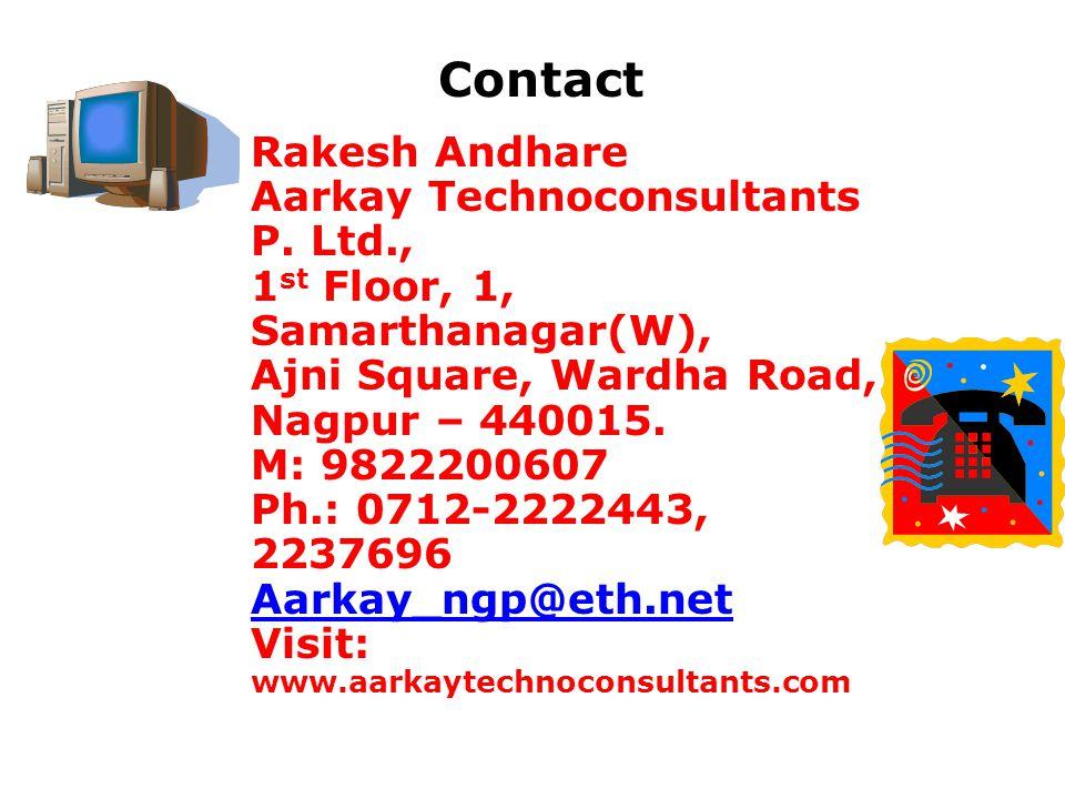 BAR CODE IS THE SAVIOUR. A A R K A Y Techno Consultants P. Ltd.