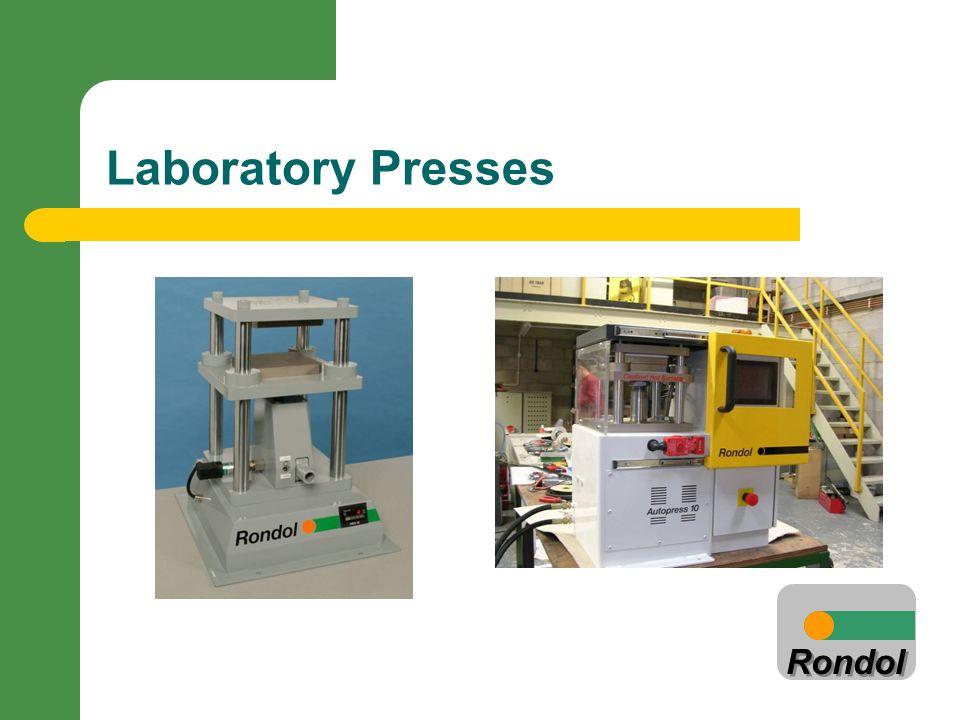 Rondol Laboratory Presses