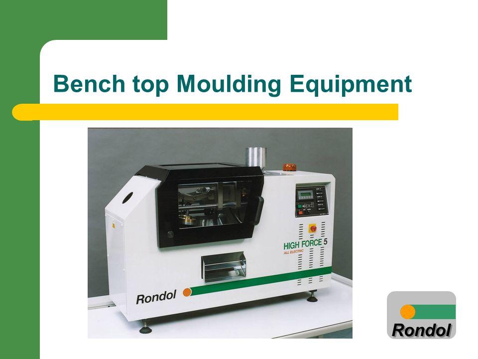 Rondol Bench top Moulding Equipment
