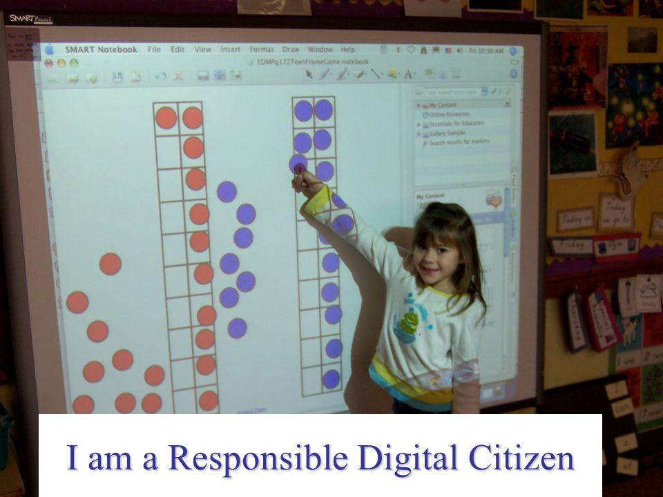 I am a Responsible Digital Citizen