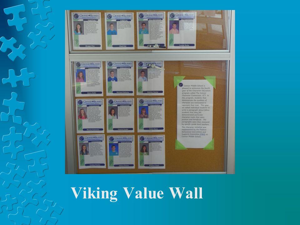 Viking Value Wall