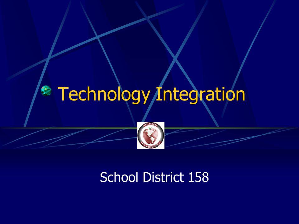 Secondary Technology Integration Subject-specific software training Language ArtsScience