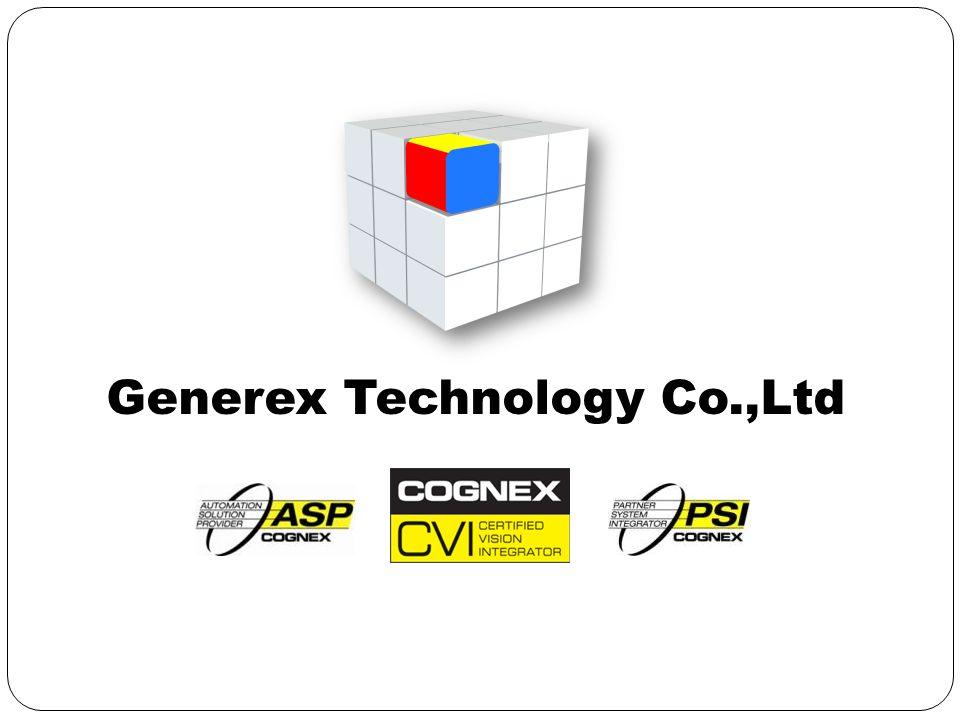 Generex Technology Co.,Ltd