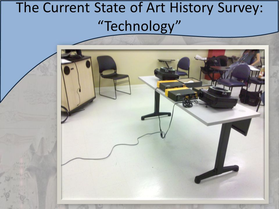 The Current State of Art History: The Audience