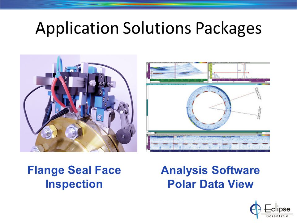 Analysis Software Polar Data View Application Solutions Packages Flange Seal Face Inspection Application Solutions Packages