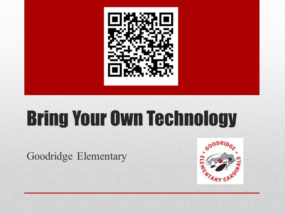 Location of Resources www.goodridge.boone.kyschools.us Quick Links > BYOT