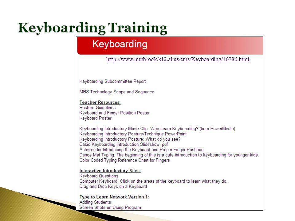 http://www.mtnbrook.k12.al.us/cms/Keyboarding/10786.html