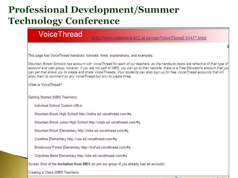 http://www.mtnbrook.k12.al.us/cms/VoiceThread/10437.html