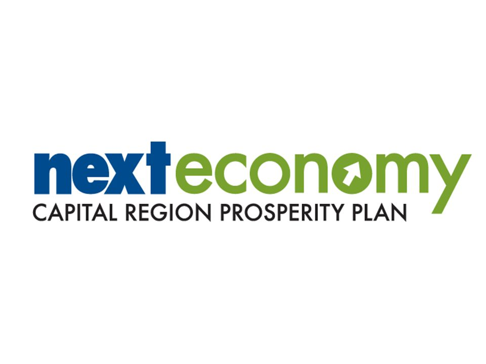 Sign up for news and updates at www. nexteconomycapitalregion.org Stay Connected! :