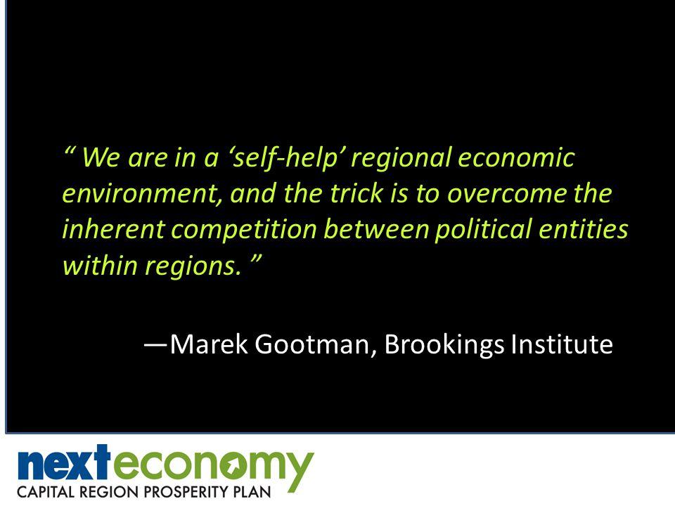 Next Economy : Economic revitalization planning effort