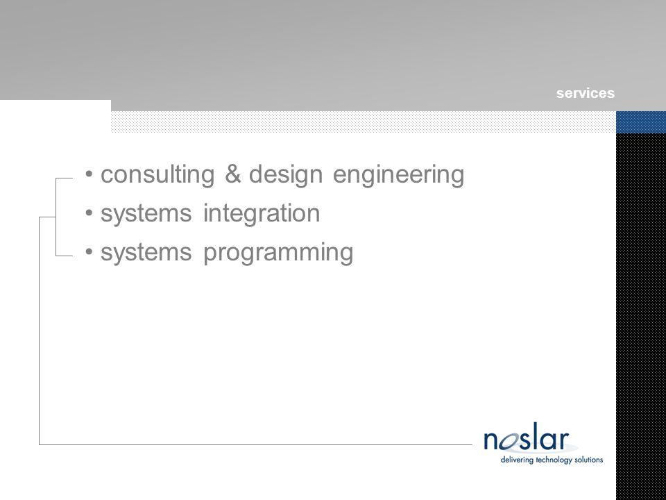 noslar programming a systematic plan for the automatic solution of a problem. systems programming