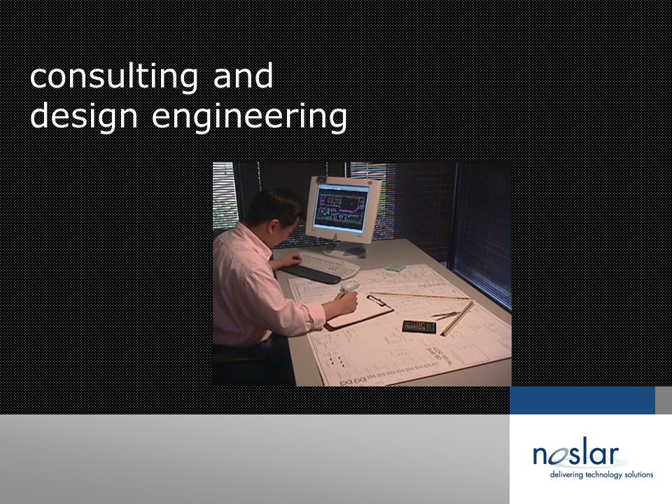 consulting and design engineering
