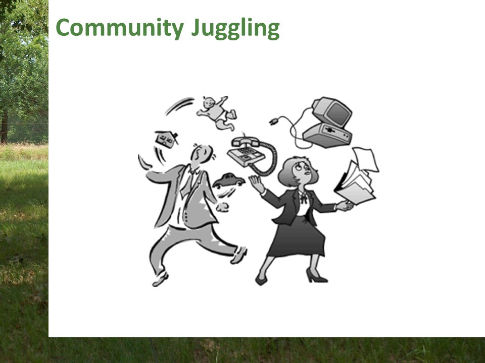 Community Juggling