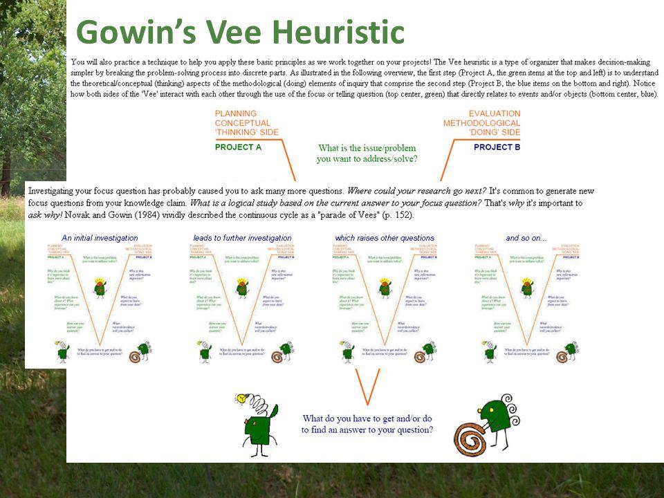 Gowins Vee Heuristic
