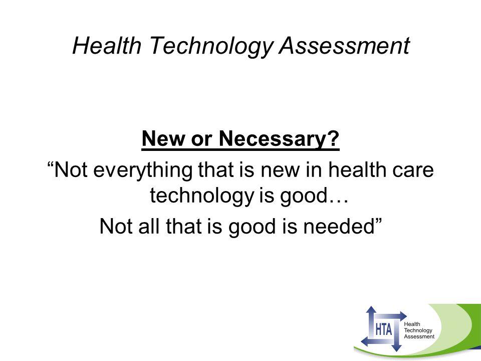 انجام یک پروژه ارزیابی فناوری سلامت نیازمند تخصص های مختلف می باشد و ناگزیر می بایست تیمی از رشته های مرتبط با فناوری و ارزیابی آن شکل گیرد.