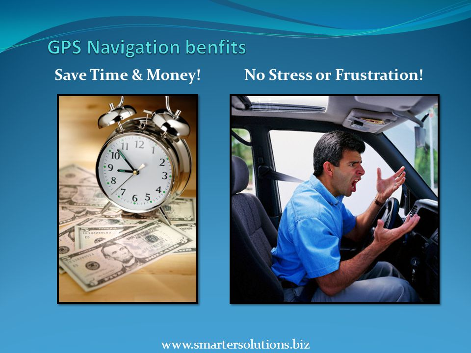 www.smartersolutions.biz Save Time & Money!No Stress or Frustration!