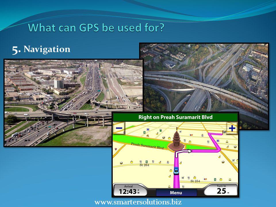 www.smartersolutions.biz 5. Navigation