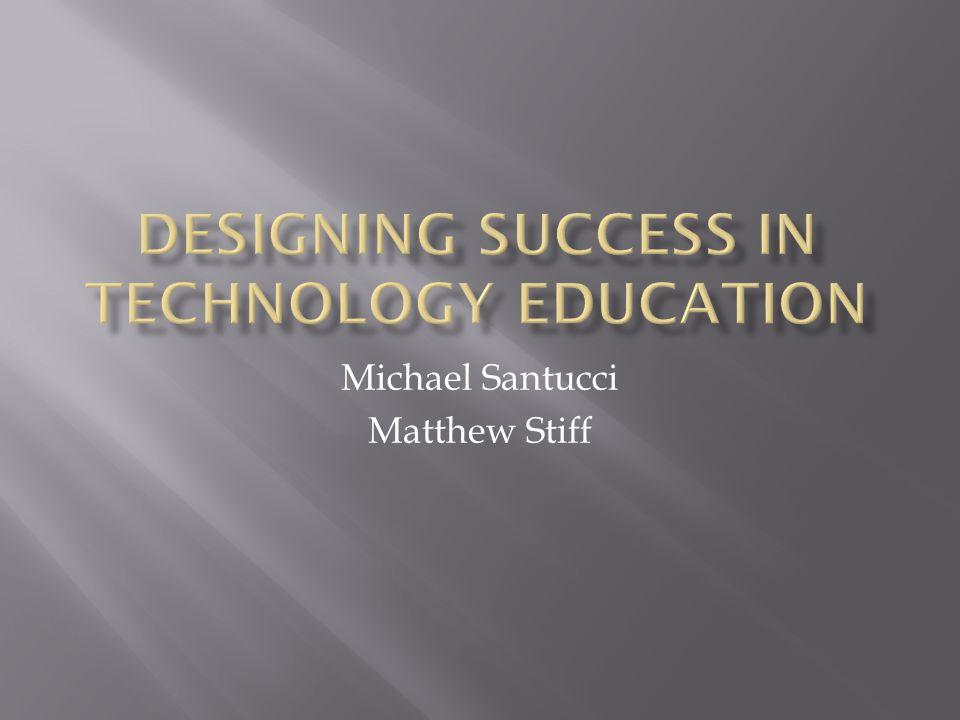Michael Santucci Matthew Stiff