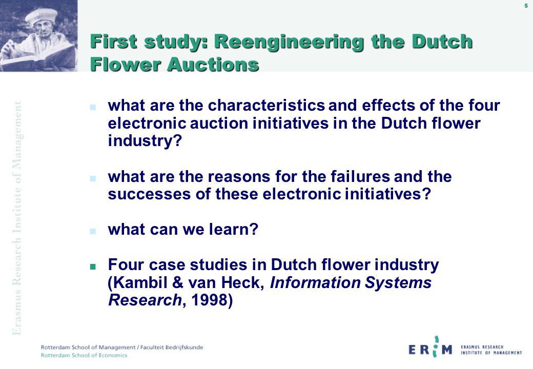 16 3.Tele Flower Auction (TFA) 3.