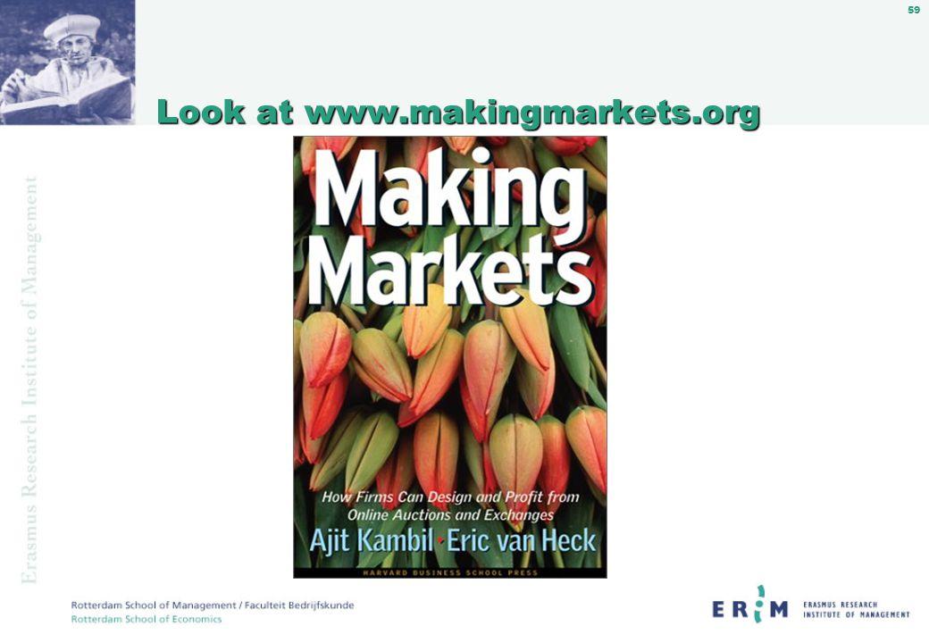 59 Look at www.makingmarkets.org