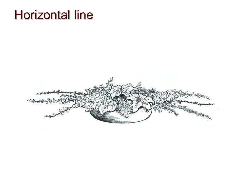 Horizontal line Horizontal linePeaceful and calm