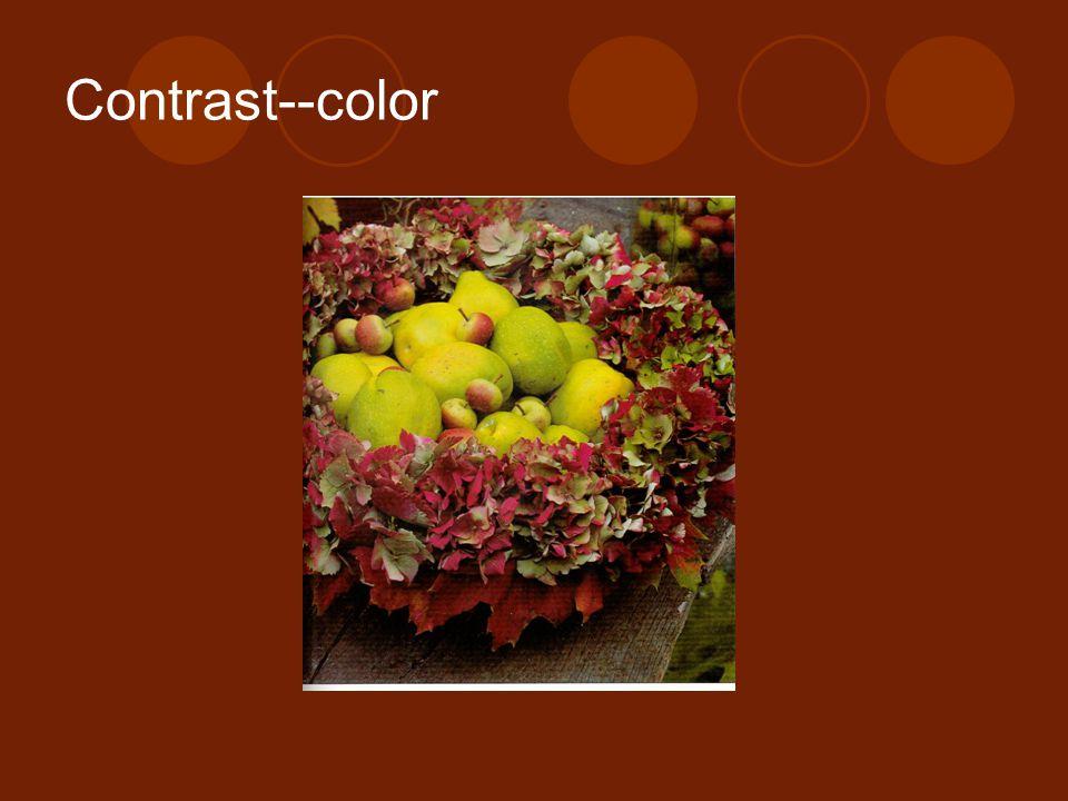 Contrast--color