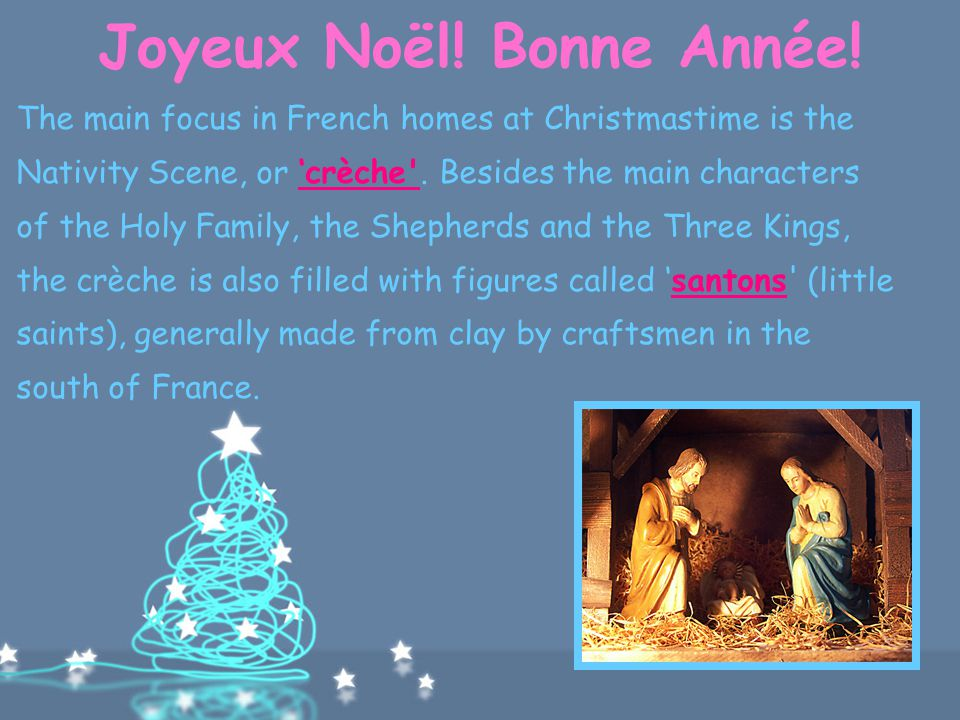 Joyeux Noël! Bonne Année! The tree was brought by German princess, Hélène de Mecklembourg after her marriage to the French Duke of Orléans, heir to th
