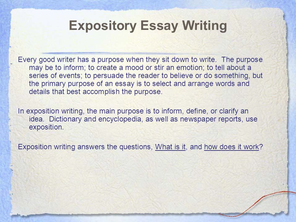 essay writing expository essay character analysis ppt download expository essay writing every good writer exposition essay examples