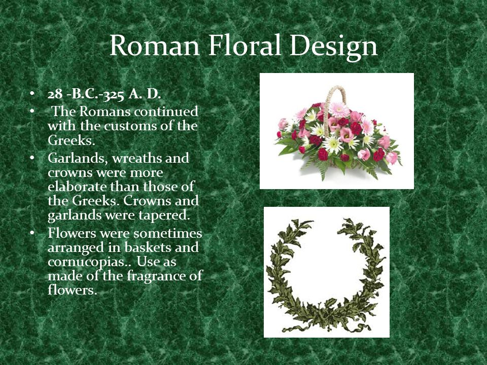 Flowers Used in the Baroque and Flemish Style Era IrisMarigold Lily Peony Cannas Hollyhock Roses