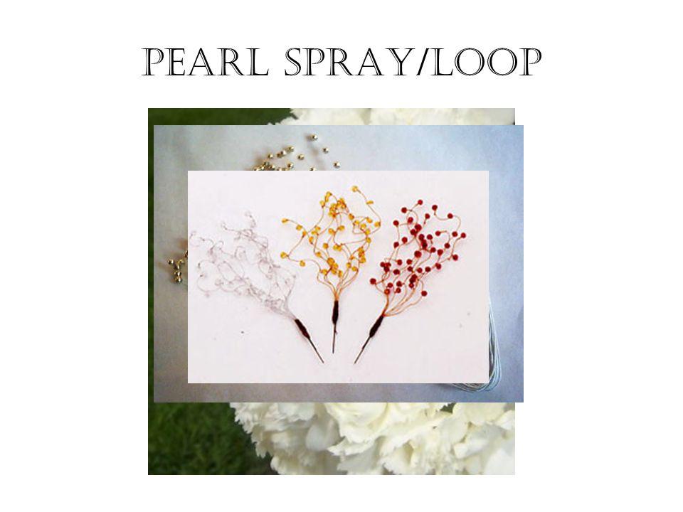PEARL SPRAY/LOOP