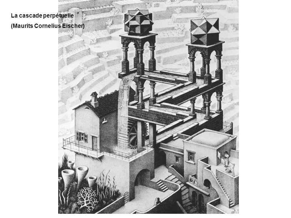 La cascade perpétuelle (Maurits Cornelius Eischer)