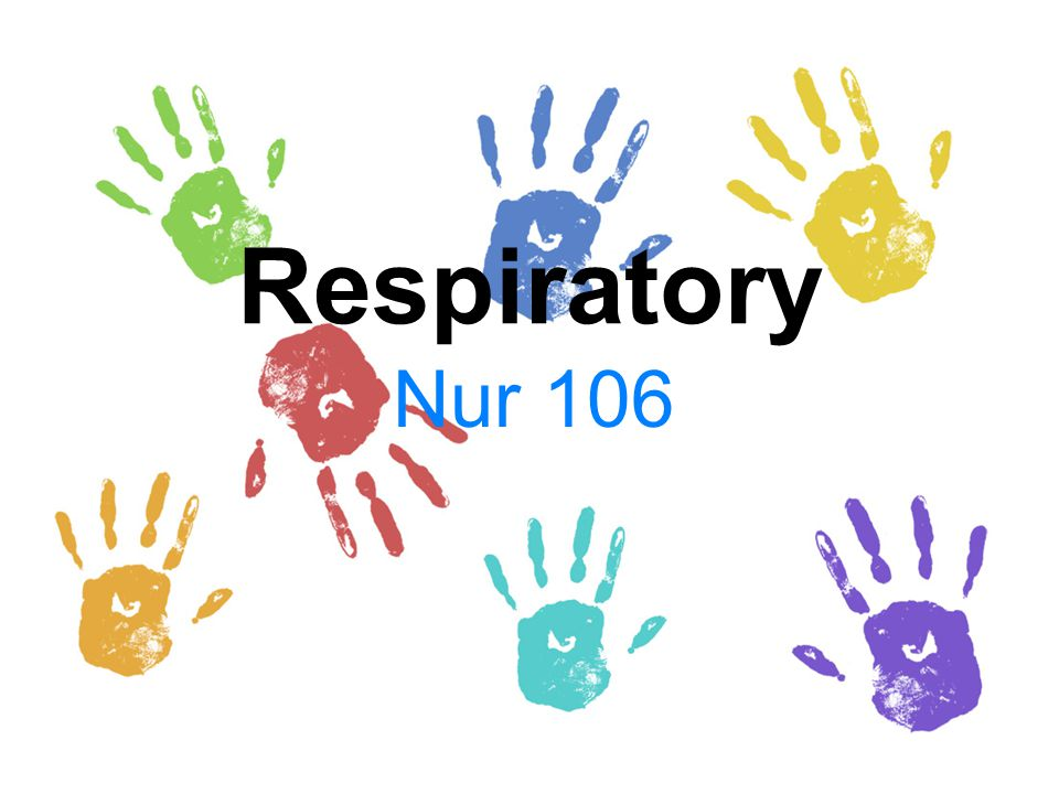 Respiratory Nur 106