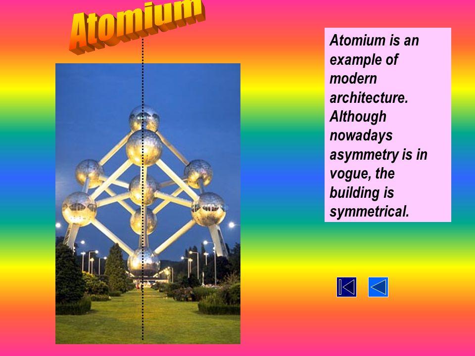 Atomium, Belgium, Brussels The Eiffel Tower, Paris, France Branicki House, Poland, Białystok Orthodox church, Estonia, Tallin