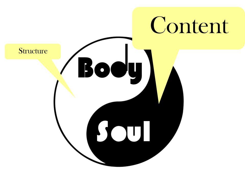 Bo y Sul Structure Content