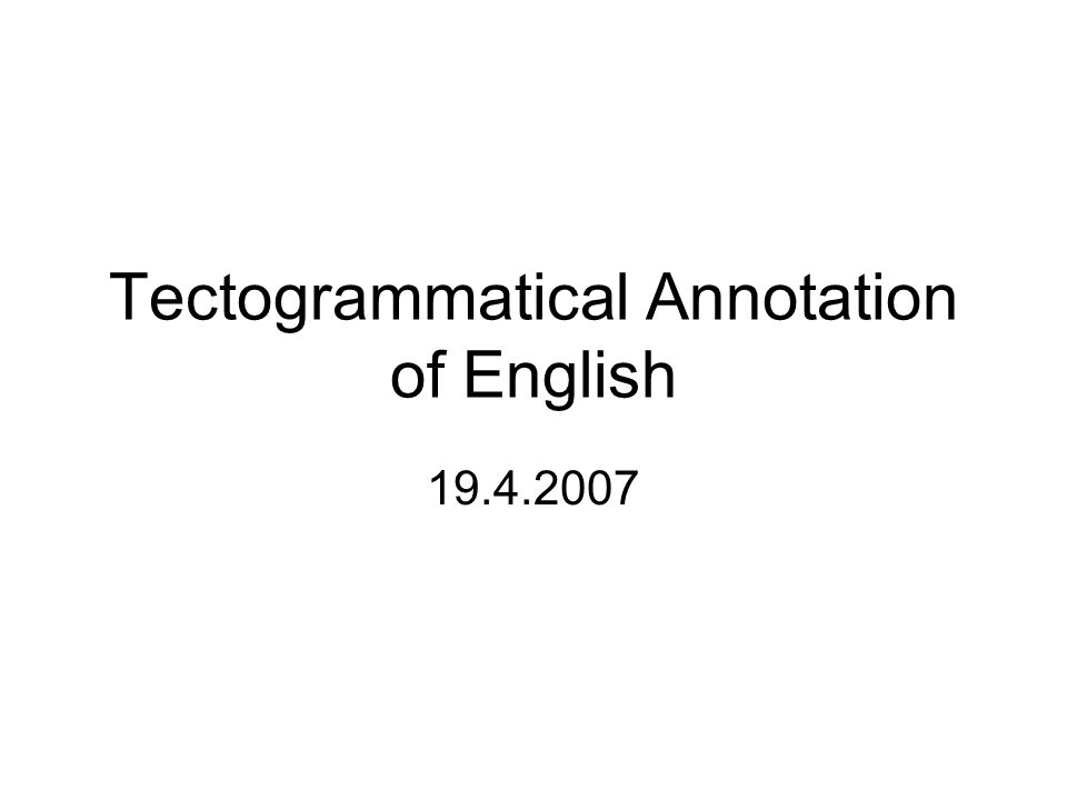 Verbal Clauses 1) finite verb form, infinite verb form, contextual predicate ellipsis 2) !!.