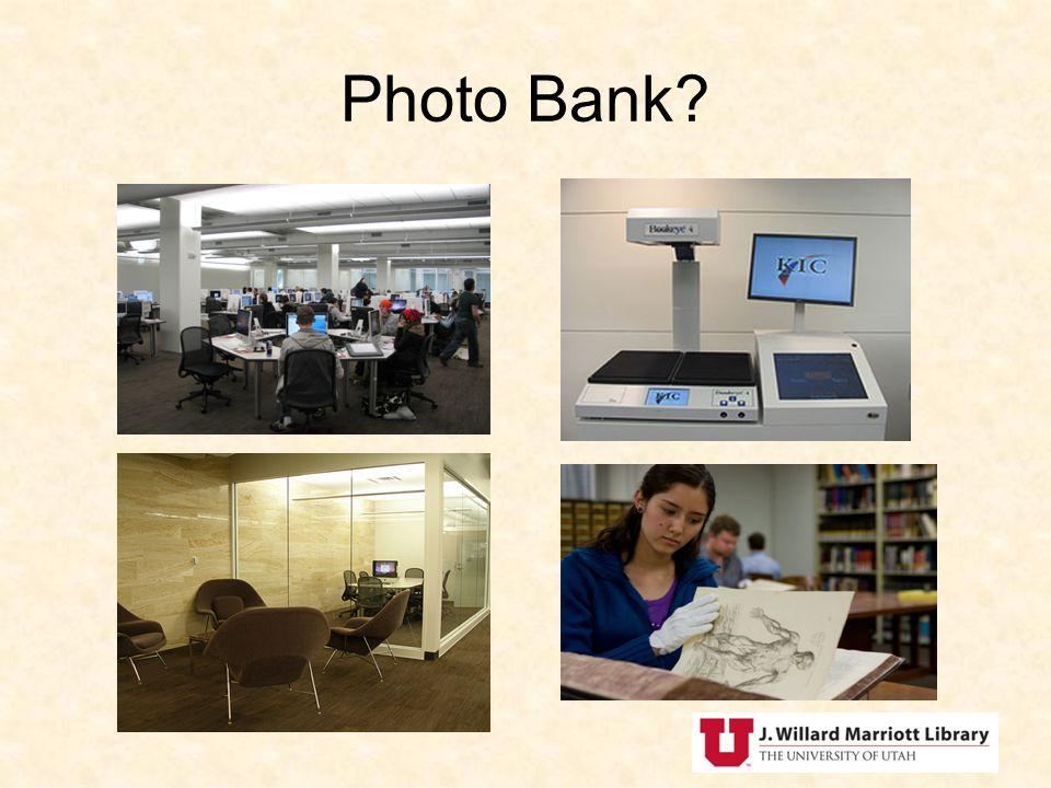 Photo Bank?