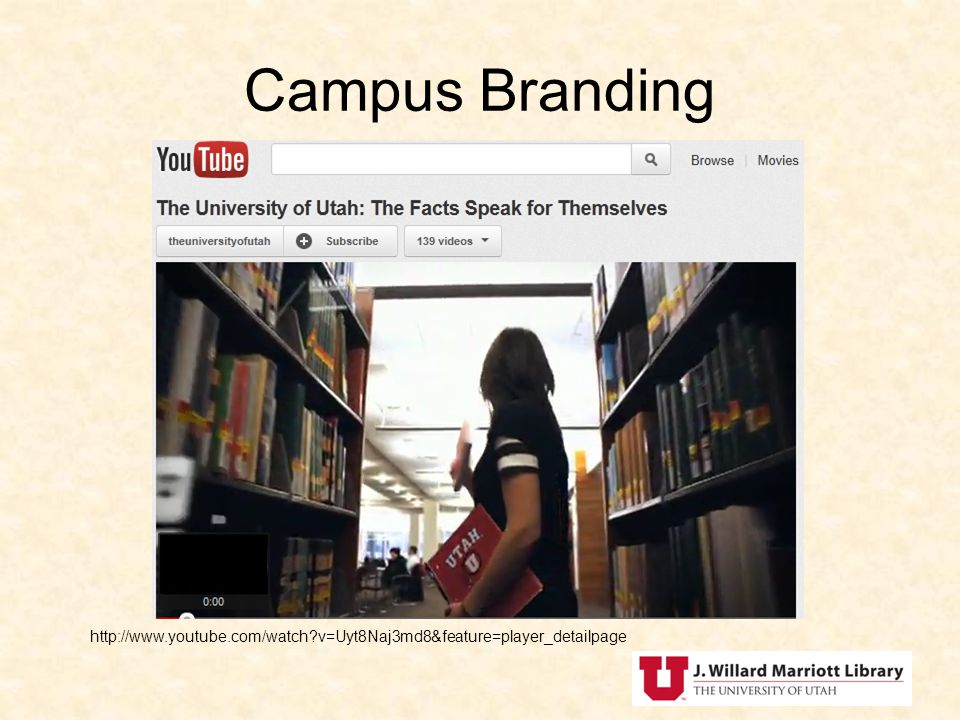 Campus Branding   v=Uyt8Naj3md8&feature=player_detailpage