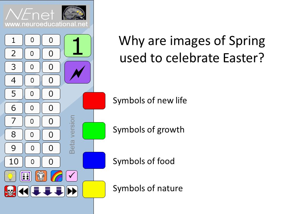 1 2 3 4 5 6 7 8 9 10 0 0 0 0 0 0 0 0 0 0 0 0 0 0 0 0 0 0 0 0 1 Beta version Why are images of Spring used to celebrate Easter.