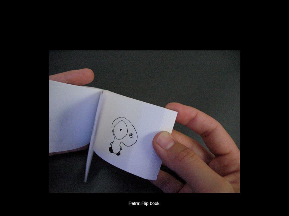 Petra: Flip-book
