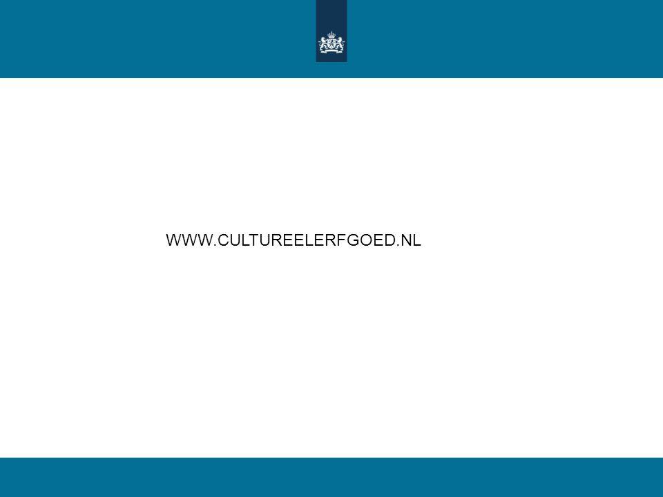 WWW.CULTUREELERFGOED.NL