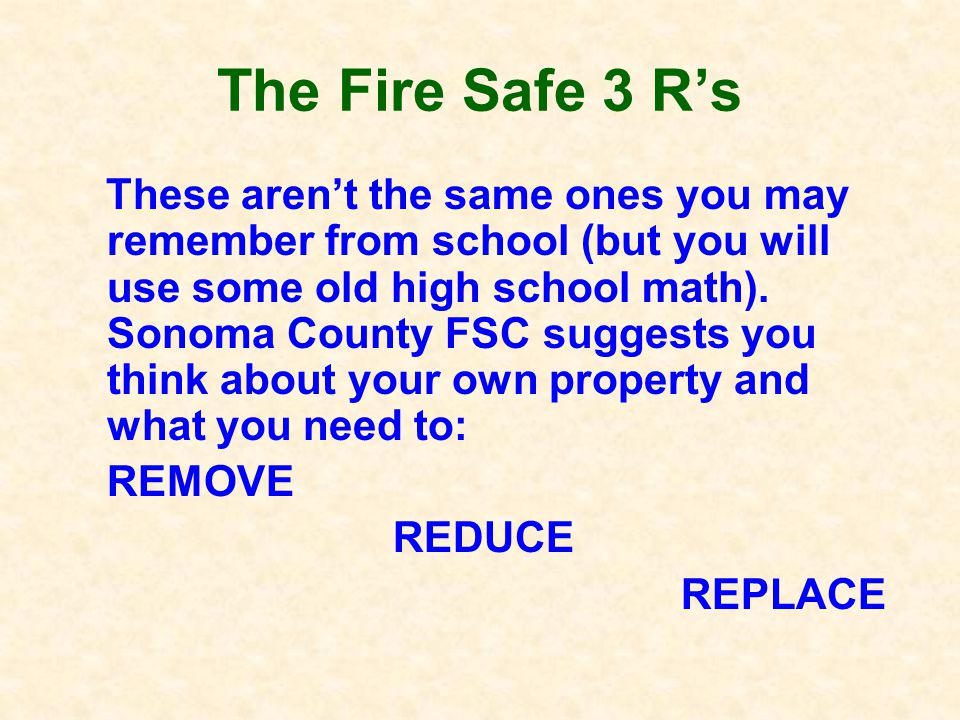 What Would You Do. Do you know how slope affects fire.