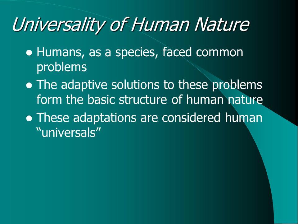 Major Survival Problems Food acquisition & selection Habitat Environmental threats Senescence