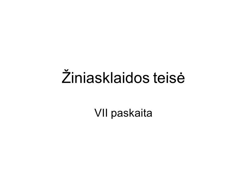 Neapykantos kurstymas BALSYTĖ-LIDEIKIENĖ v.LITHUANIA B.