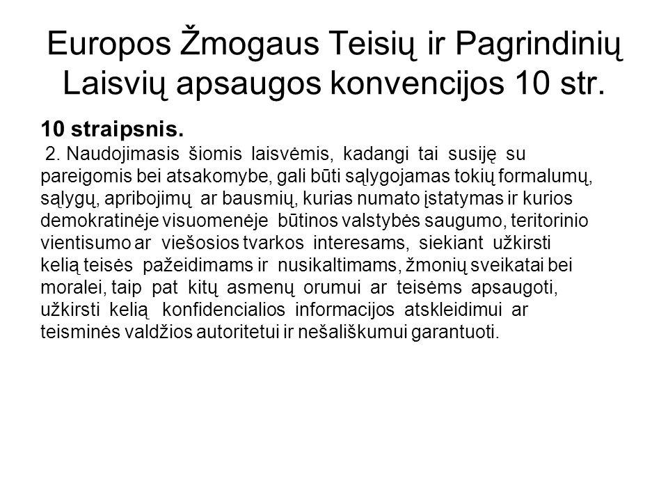 Neapykantos kurstymas BALSYTĖ-LIDEIKIENĖ v.LITHUANIA 3.