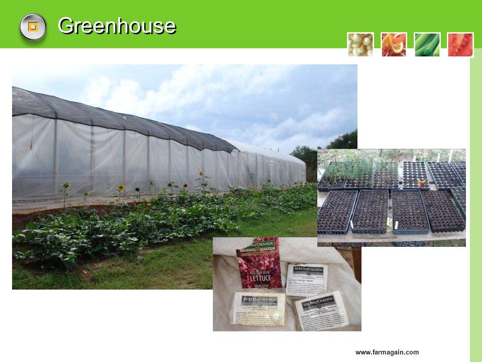 www.farmagain.com Greenhouse