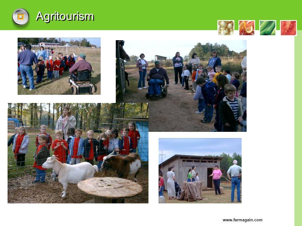 www.farmagain.com Agritourism