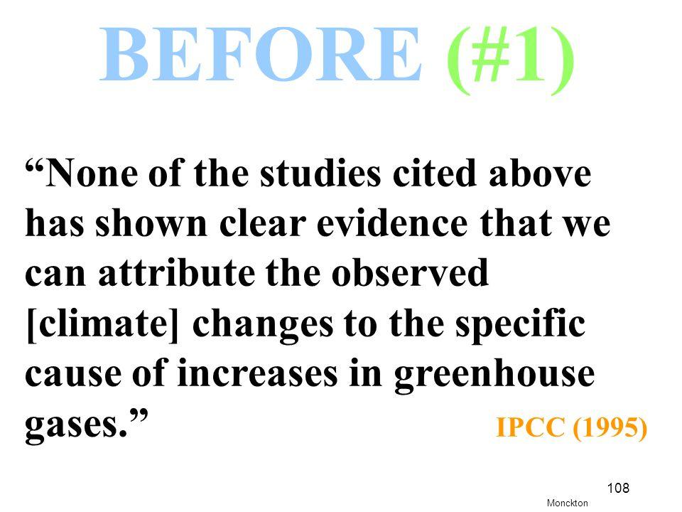 107 Is the IPCC honest? C. Monckton