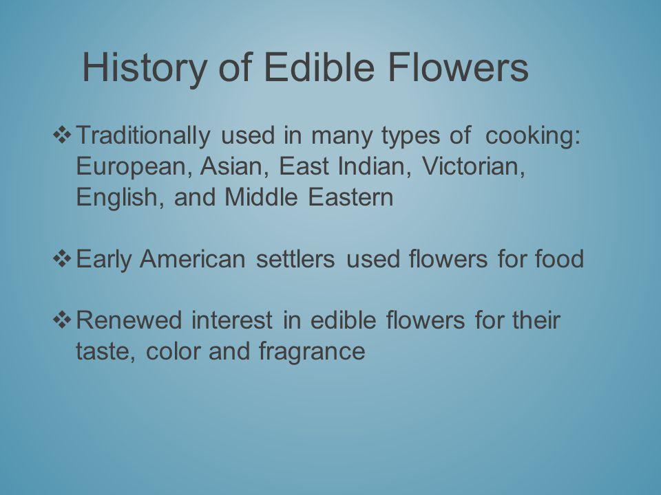 Ten Rules for Flower Eaters 1.