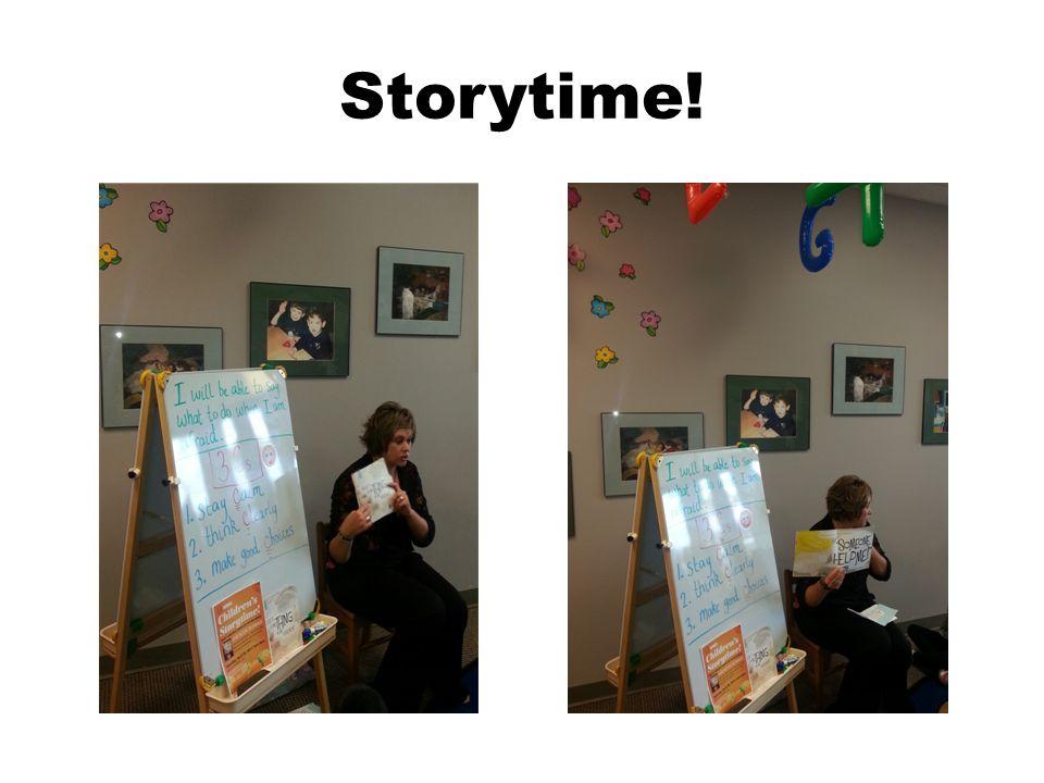 Storytime!